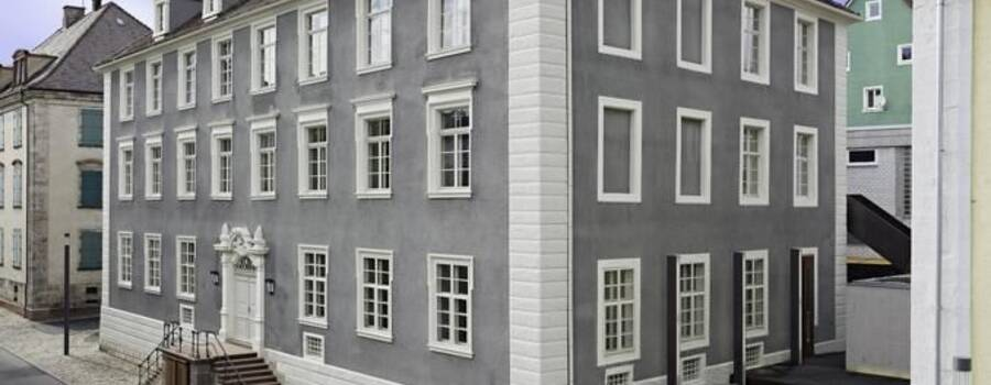 Villa Alte Hofbibliothek