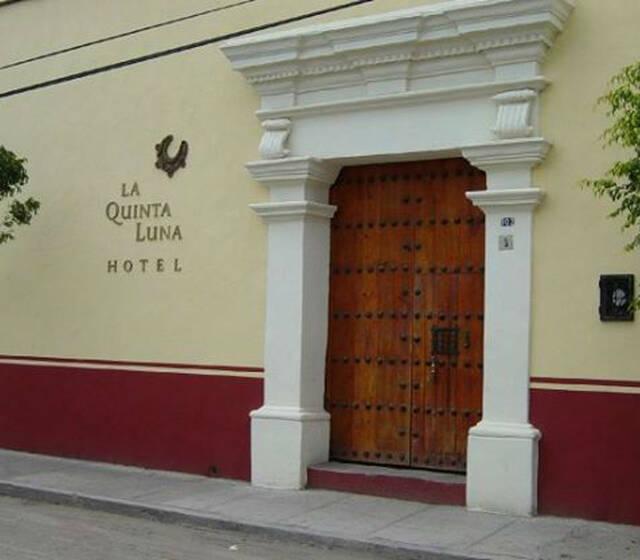 Hotel La Quinta Luna en Puebla, Cholula