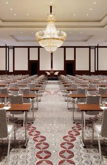 Beispiel: Gran Ballroom, Foto: The Ritz-Carlton, Berlin