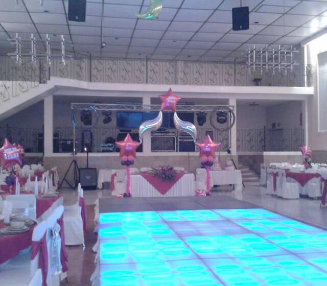 Salón Danes ubicado en Toluca