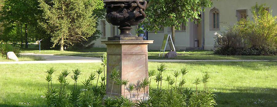 Beispiel: Branitzer Park, Foto: Cavalierhaus Branitz.