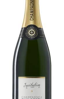 Champagne Invitation Brut (Un champagne traditionnel qui ravira tous vos invités)