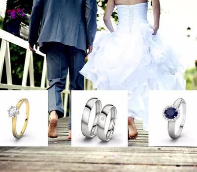 Eheringe, Verlobungsringe und mehr online kaufen.