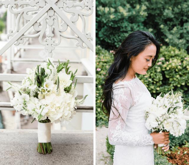 WEDDING  VILLA WENKENHOF  by English Rosarium