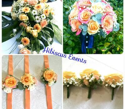 Divers bouquets