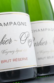 Champagne Barbier-Roze Réserve e Sélection.