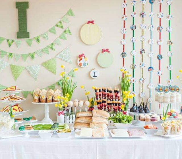 Ana Pla - decoración de eventos y candy bar