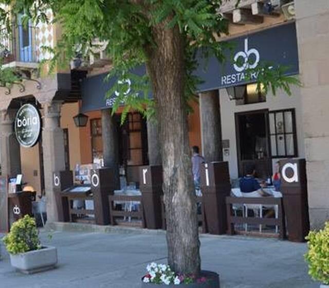 Bòria Restaurant