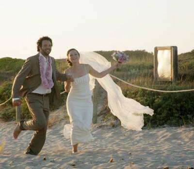 Traumhafte Hochzeiten am Strand, Foto: Weddinghelfer.