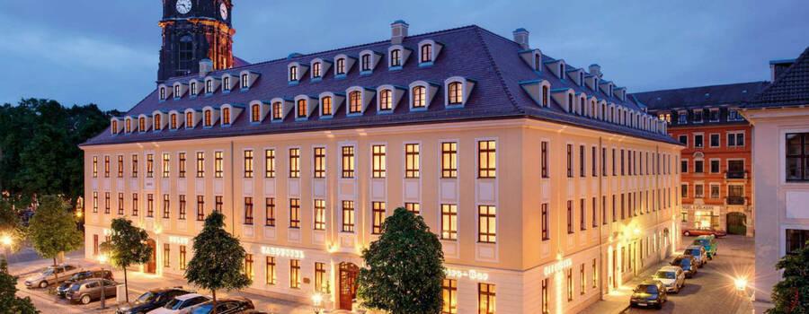 Beispiel: Außenansicht, Foto: Bülow Palais.