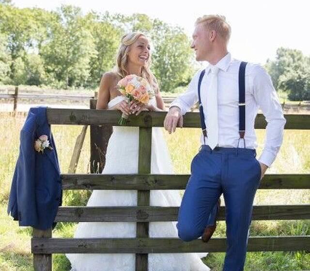 Bretels voor je bruiloft.