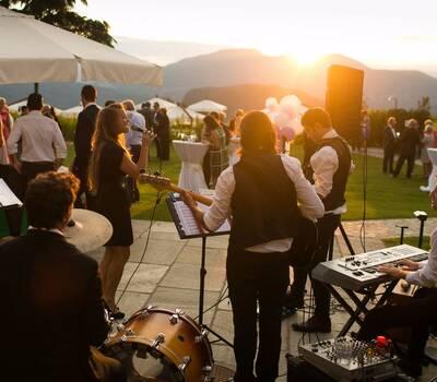 Jazzband, Apéro, Lounge, Hochzeitsband, Hintergrundsmusik