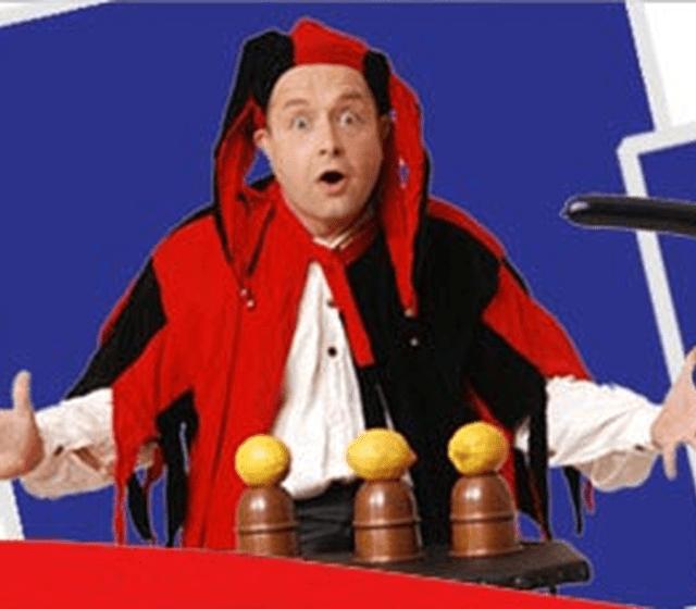 Beispiel: Zauberer, Foto: Zauberer De Pasco.