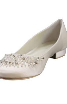 Beispiel: Bequeme Schuhe für Ihren großen Tag, Foto: SchuhLiebe.