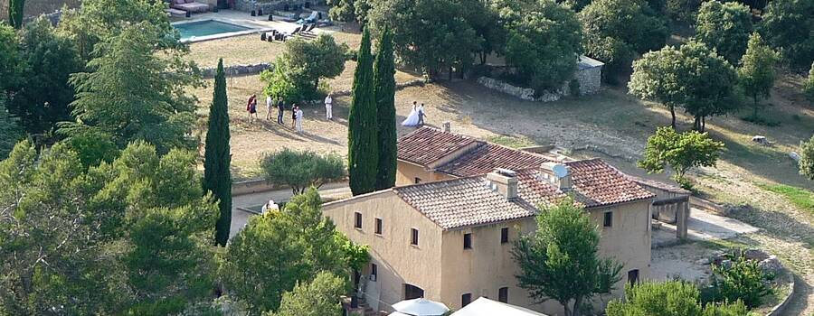 Jour de mariage au Domaine de Gros Driou