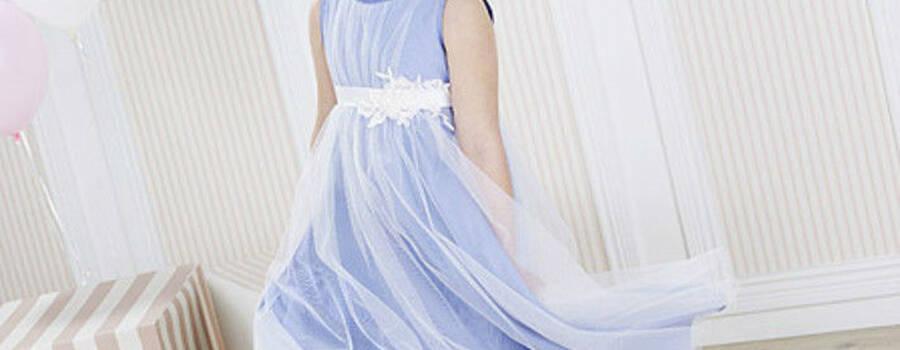 Beispiel: Mode für die Kleinsten, Foto: Gina's Sposa.