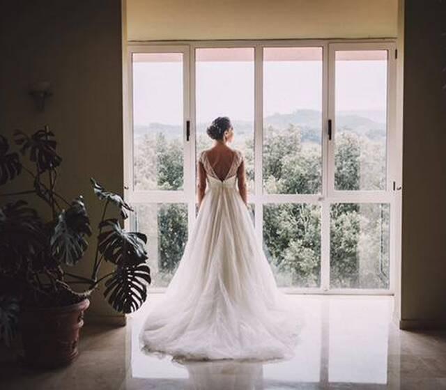 Vestidos de novia mary bilbao