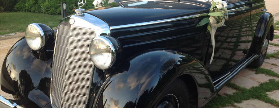 Mercedes 170SD