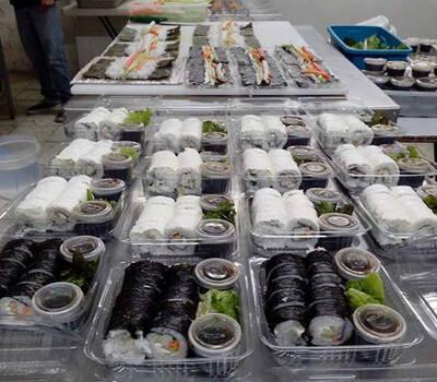 Sushi Hofuna, banquetes en Zapopan, Jalisco