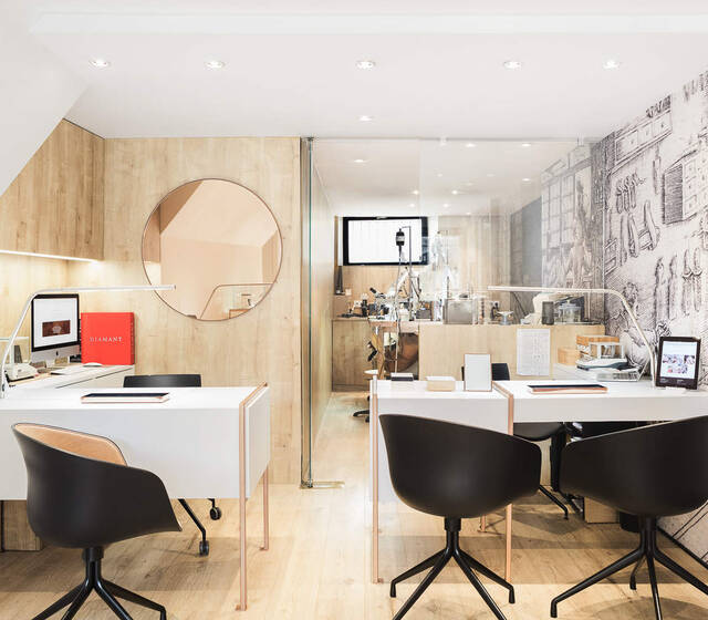 L'Atelier Joaillerie à Rennes (boutique et atelier)