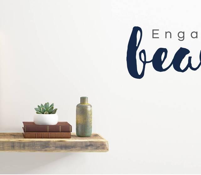 Faire-part Elégant : Engagés pour le Beau  ! -   Crédit Photo : Faire-part Elégant