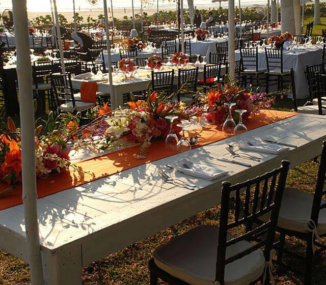 Jardines para bodas - Foto Costa Serena