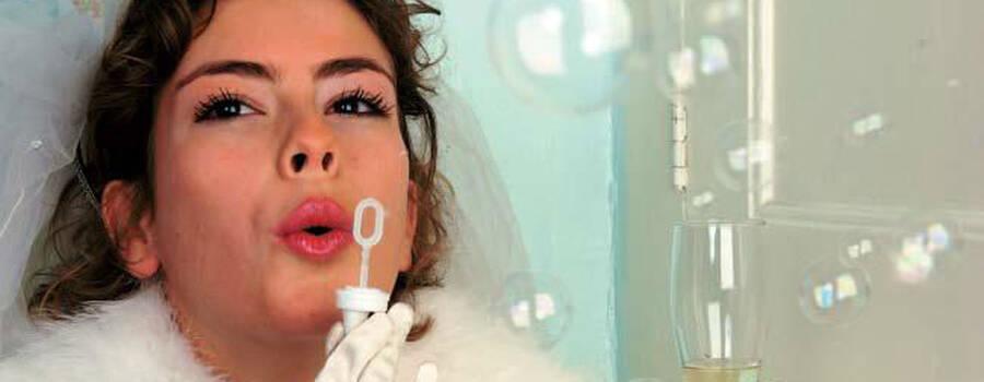 Beispiel: Gastgeschenke zur Hochzeit, Foto: Kreativ-Ideen.ch