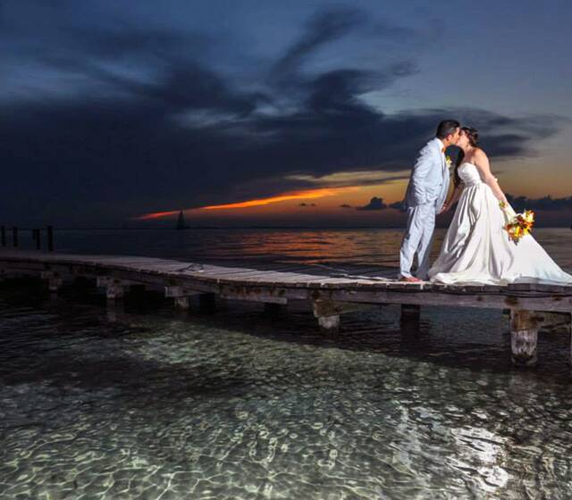 Beautyweddings Isla Mujeres Wedding