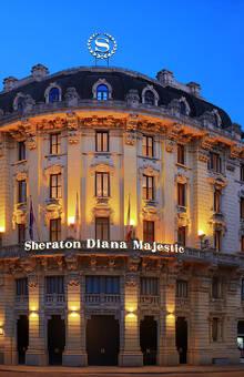 Hotel Sheraton Diana Majestic