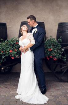 ©LaurentBrissonPhotographie portrait des mariés