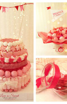 Detalles de Candy Bar