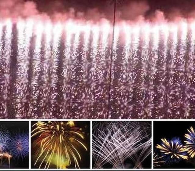 Be.Di. Fireworks