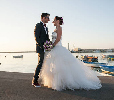 The White Happening: Gli Sposi