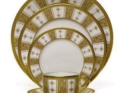 Vajilla porcelana Boticelli