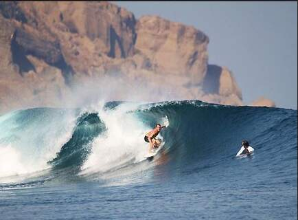 4h de cours de surf | Lombok