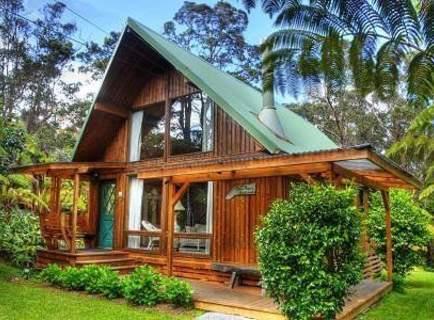 Volcano Village Lodge auf Big Island