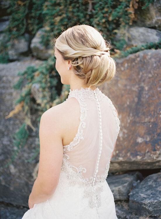 Mejores peinados de novia 2018