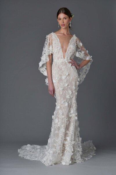 Vestidos de novia Marchesa 2017