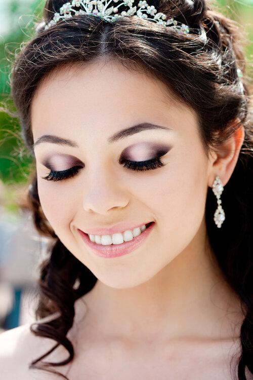 9 tendencias en maquillaje de novia para idear tu look con mua k beauty. Black Bedroom Furniture Sets. Home Design Ideas