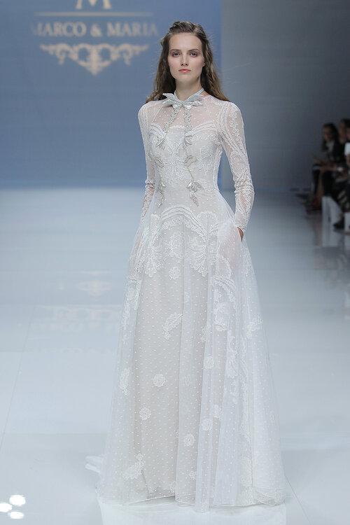 Sehen Sie hier wunderschöne Langarm-Brautkleider – Zum Verlieben ...
