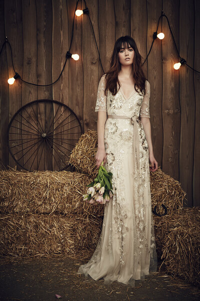 Faith, Jenny Packham.