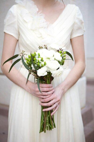 Fleurs sauvages en bouquets de mari e - Bouquet de fleurs sauvages ...