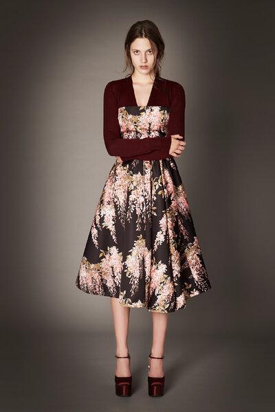 Vestidos de fiesta Pre Fall 2015 de Rochas
