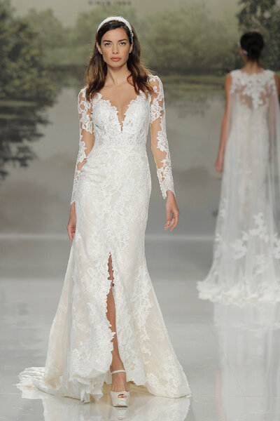 St. Patrick. Credits_ Barcelona Bridal Fashion Week