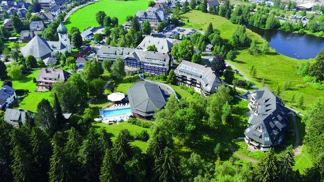 Parkhotel Adler Hinterzarten im Schwarzwald