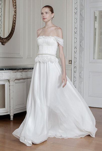 Suknia ślubna z kolekcji SOPHIA KOKOSALAKI