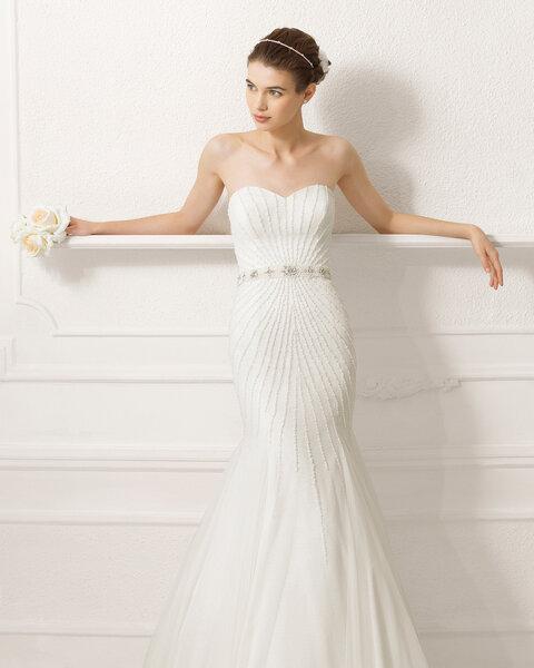 Resultado de imagen para vestidos de novia tipo sirena