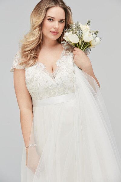 robes de mari e pour femmes rondes mettez en valeur vos