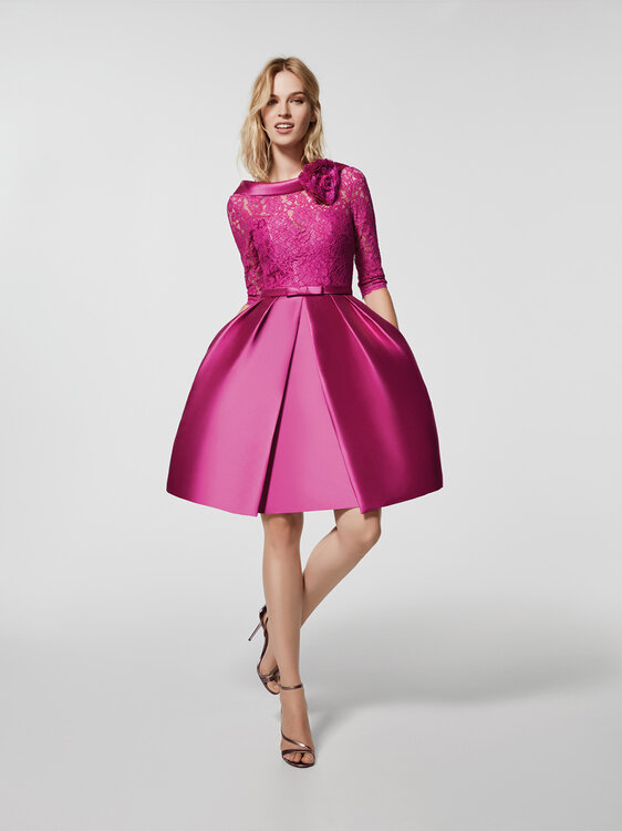 Vestidos de cocktail cortos