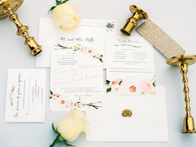 Invitaciones de boda 2017 las mejores tendencias para tu gran da invitaciones de boda 2017 altavistaventures Images